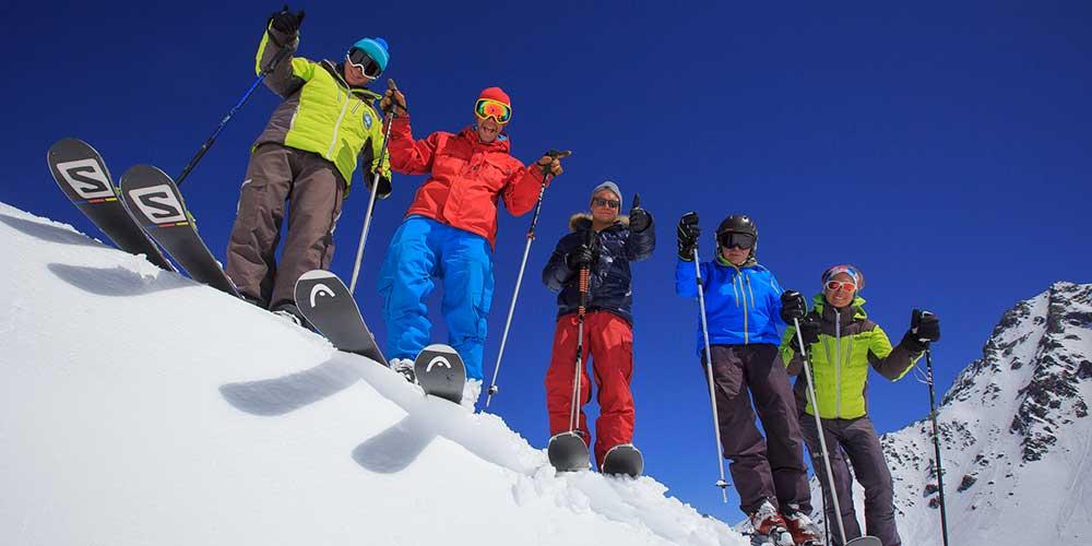 cours de ski freeride