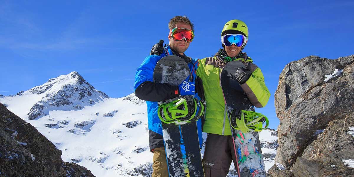 cours privés de snowboard pour adultes et enfants Prosneige