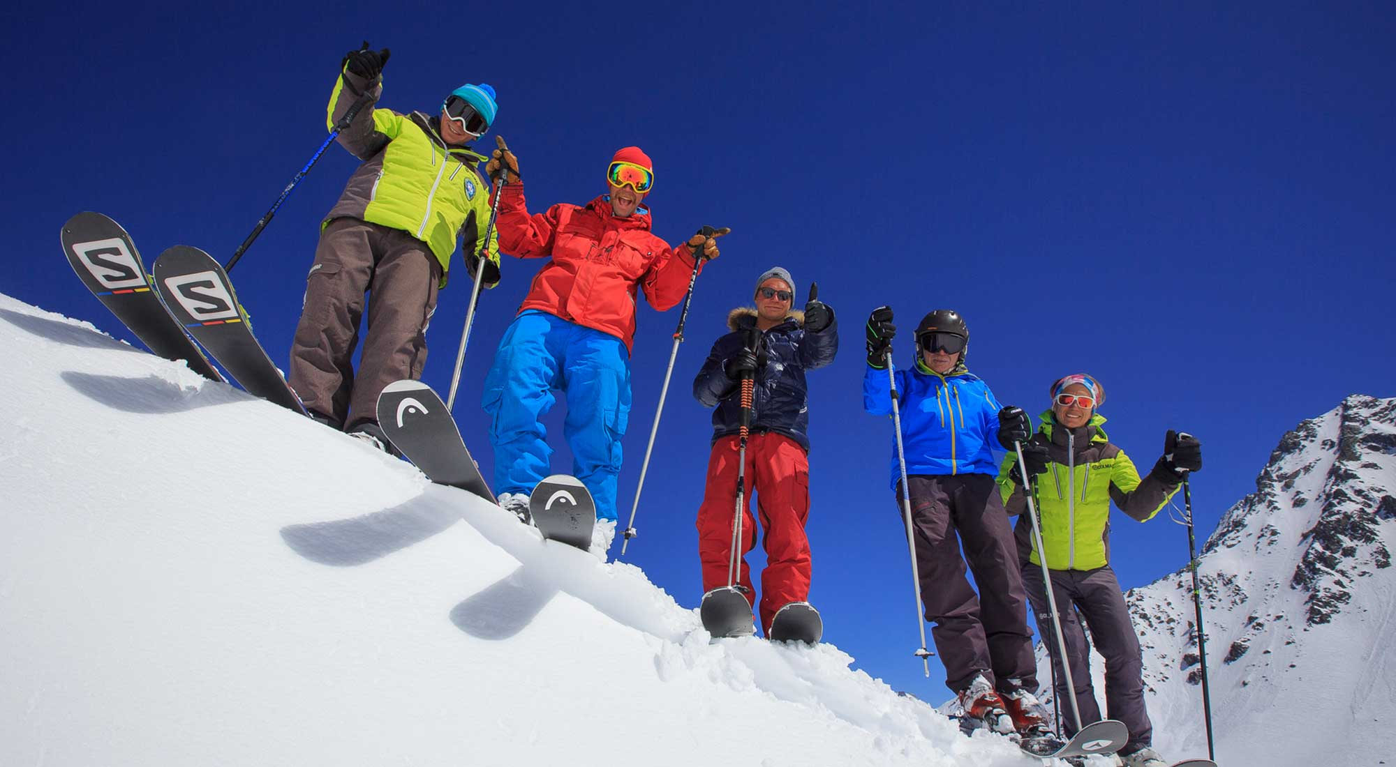 cours de ski adultes maximum 5 Prosneige