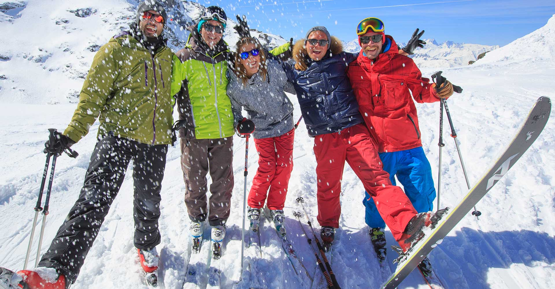 Le differents types de skis nos conseils