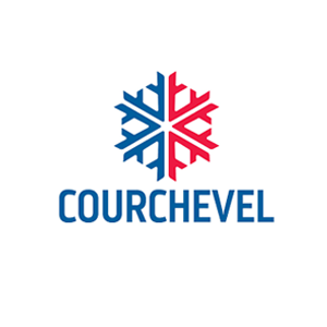 logo station de ski Courchevel