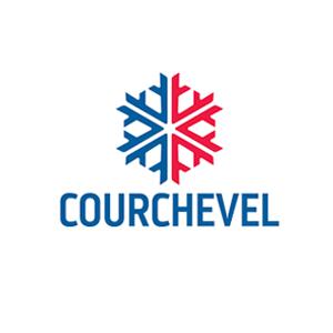 logo station de ski Courchevel