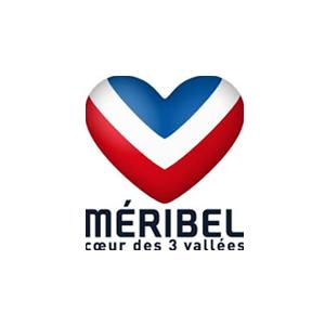 contactez-nous logo station de ski Méribel