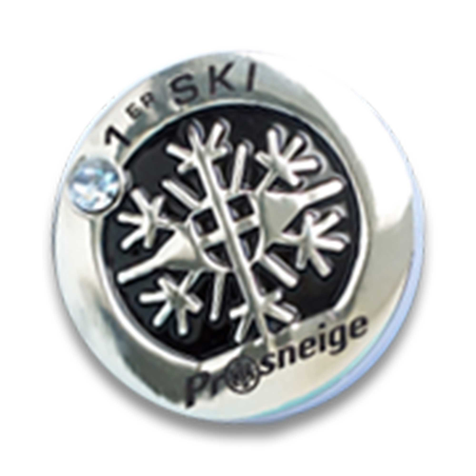 Médaille cours de ski niveau 1 ski