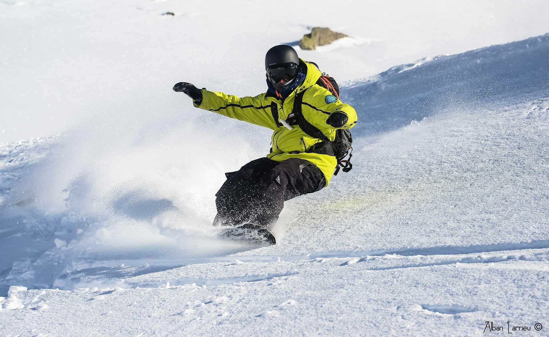 cours snowboard moniteur prosneige