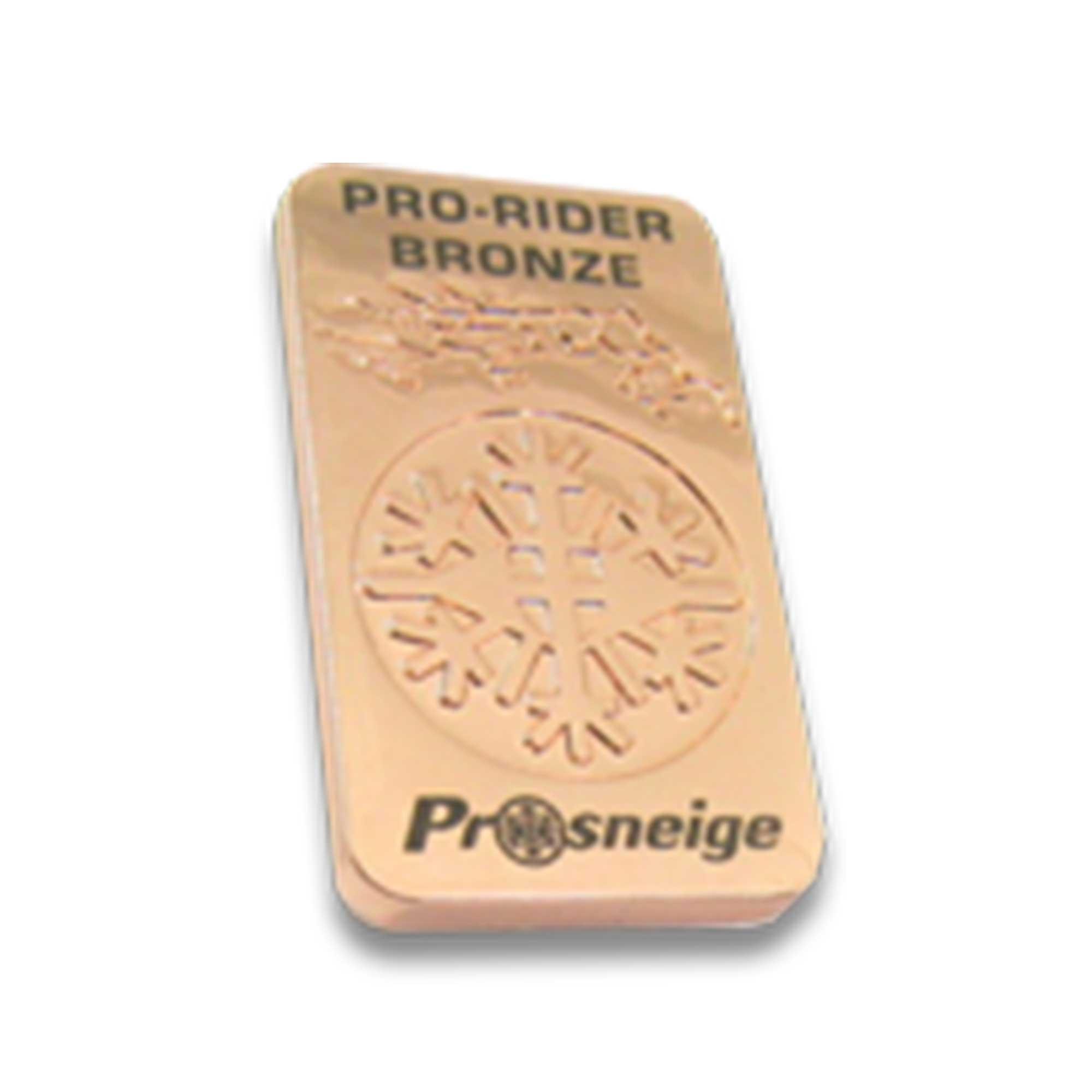 pro rider bronze