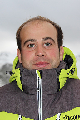 Responsable Ski Boot Pro center Jeremy Coudeyre
