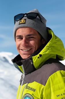 Moniteur de ski Val Thorens Gregoire Socquet
