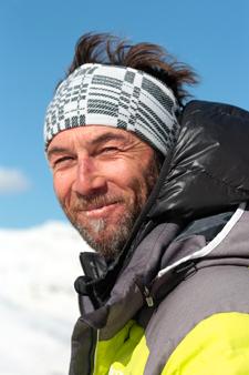 Moniteur de ski Val Thorens Guillaume Farina