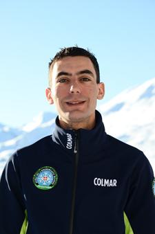 Moniteur de ski Les Menuires Hugo Papa