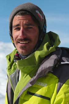 Moniteur de ski Val Thorens Joffrey Brun