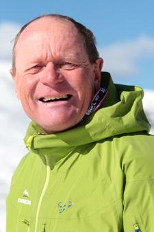 Moniteur de ski Val Thorens Lionel Glath