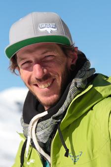 Moniteur de ski Val Thorens Mathieu Pouloin