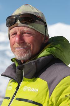Moniteur de ski Val Thorens Milan Vrbican