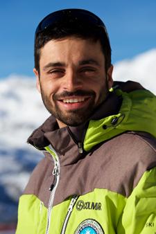 Moniteur de ski Val Thorens Nathan Delacoste