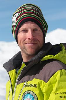 Moniteur de ski Val Thorens Nicky Frencken