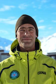 moniteur de ski les Menuires Nicolas Cheruy