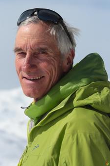 moniteur de ski val thorens Phillipe Martin