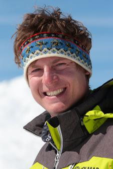 Moniteur de ski Val Thorens Pierre Boes