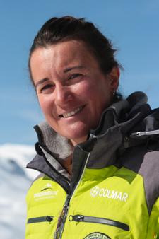 Monitrice de ski Val Thorens Robbie Di Giorgi