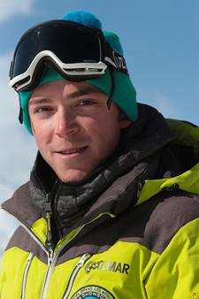 moniteur de ski Val Thorens Samuel Jones