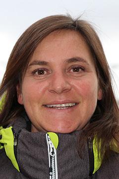 Directrice des magasins Prosneige Val thorens - Sandrine Bertrand