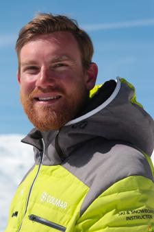 Moniteur de ski Val Thorens Stephane Leherpeux