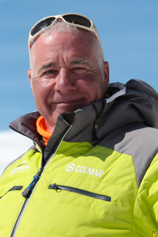Moniteur de ski Val Thorens Wybe Kerkhof