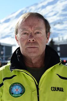 Moniteur de ski Les Menuires Boris Luzuy