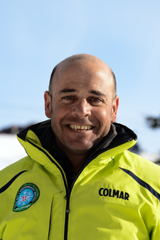 Moniteur de ski Les Menuires Jerome Trinque