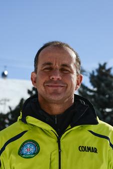 Moniteur de ski Les Menuires Lionel Girard
