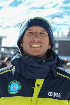 Moniteur de ski Les Menuires Nicolas Jorcin