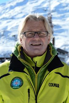 Moniteur de ski Les Menuires Patrice Arnoux