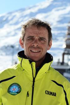 Moniteur de ski Les Menuires Stephane Bouzanne