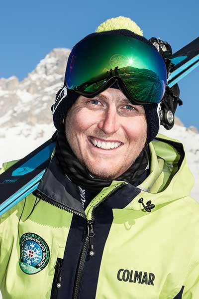 Moniteur de ski Meribel Fabiano Bianchi