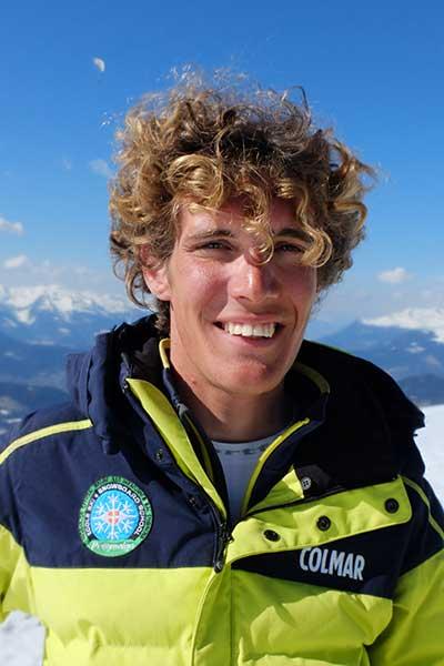 Moniteur de ski Val Thorens Marco Murer