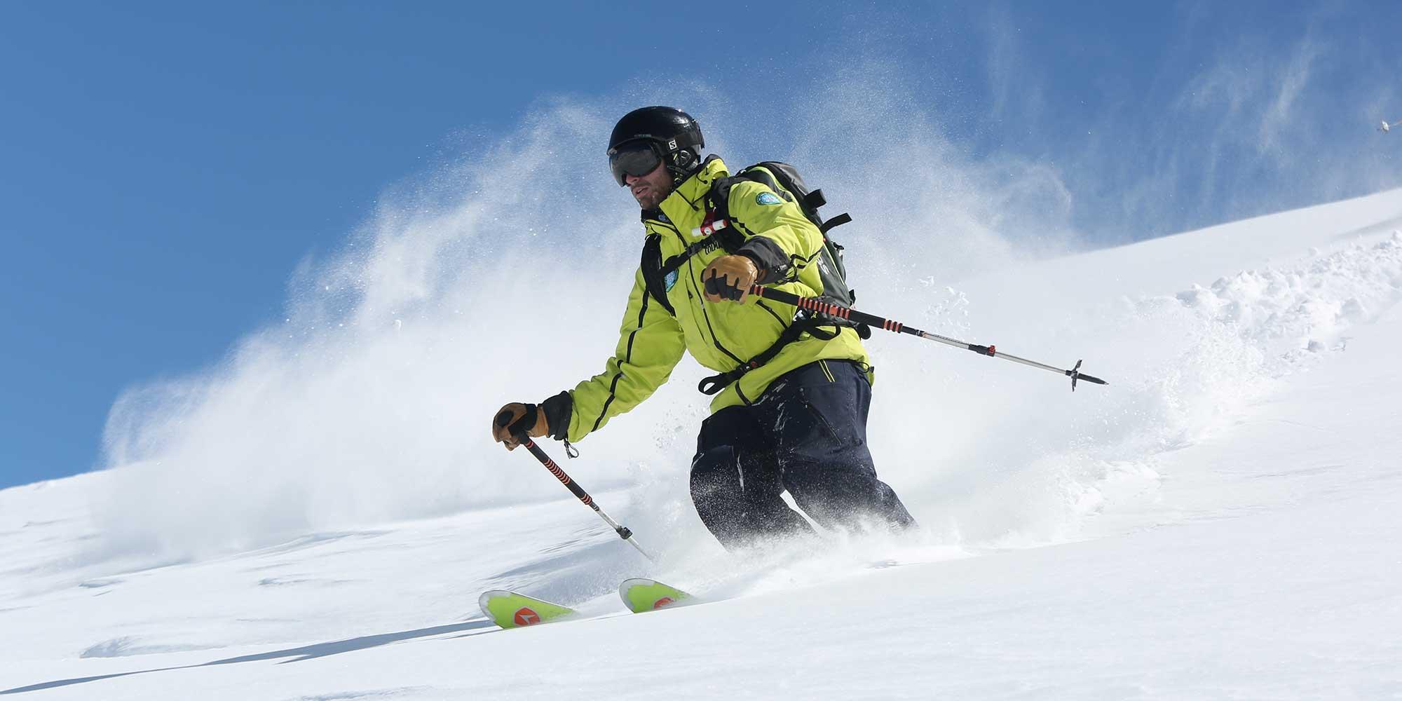 choisir ses batons de ski - Prosneige école de ski