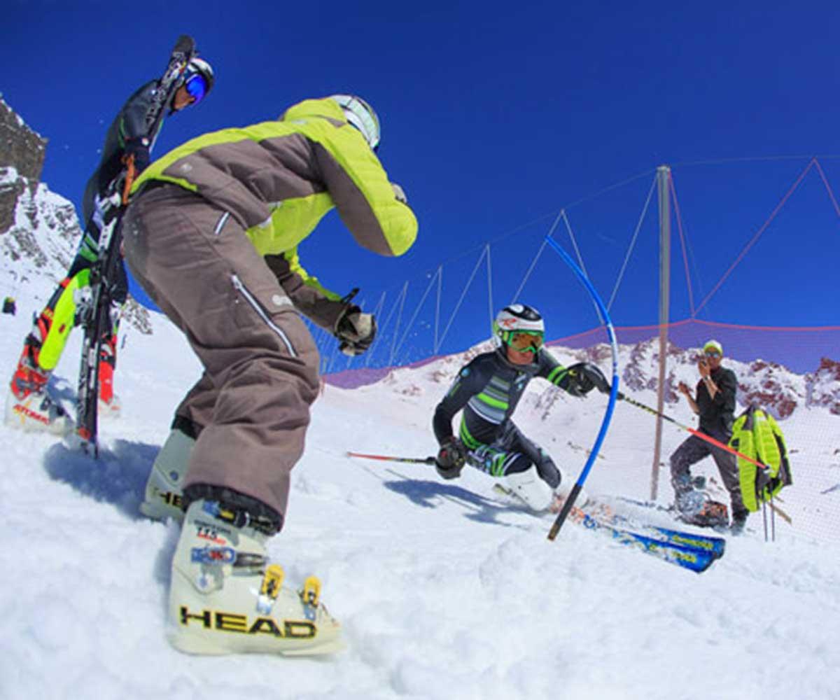 Le D.E. de ski alpin - Prosneige Training