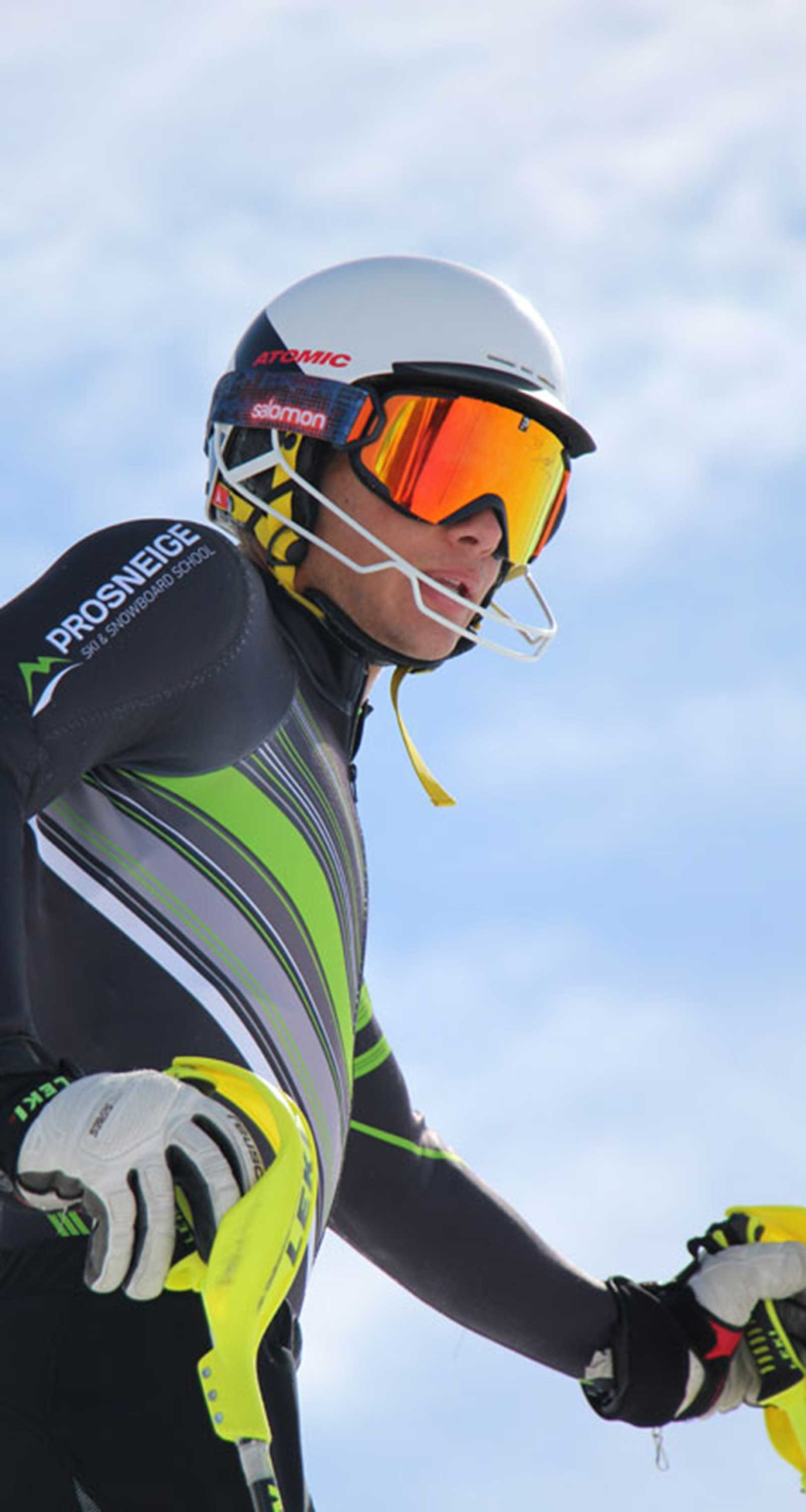 Devenir moniteur de ski