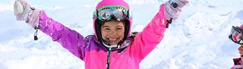 location de ski enfant