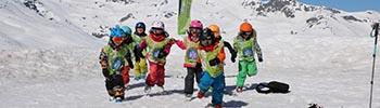 Ecole de ski enfant Val Thorens