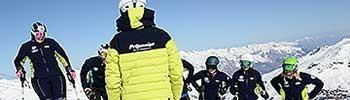 le DE de ski alpin