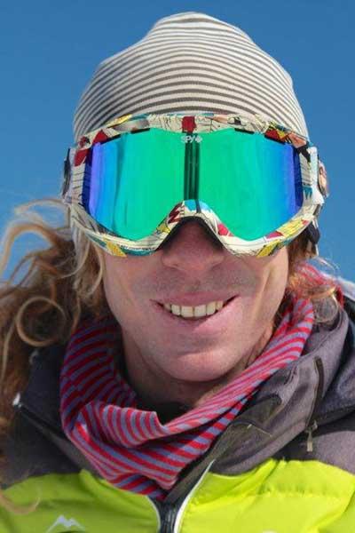 Moniteur de ski Val Thorens Allan Morel