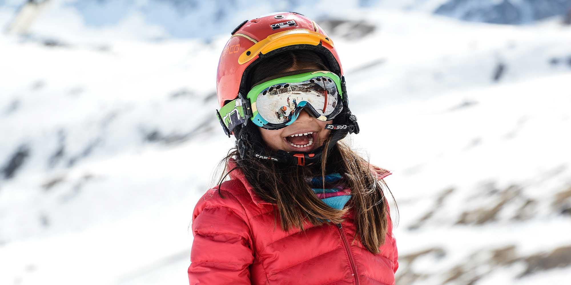 galerie photos prosneige enfant souriant