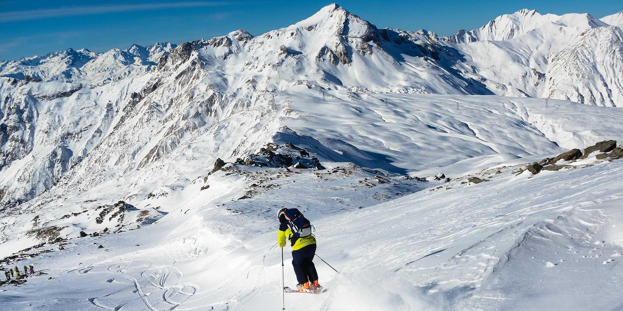 Choisir ses skis freeride les conseils Prosneige