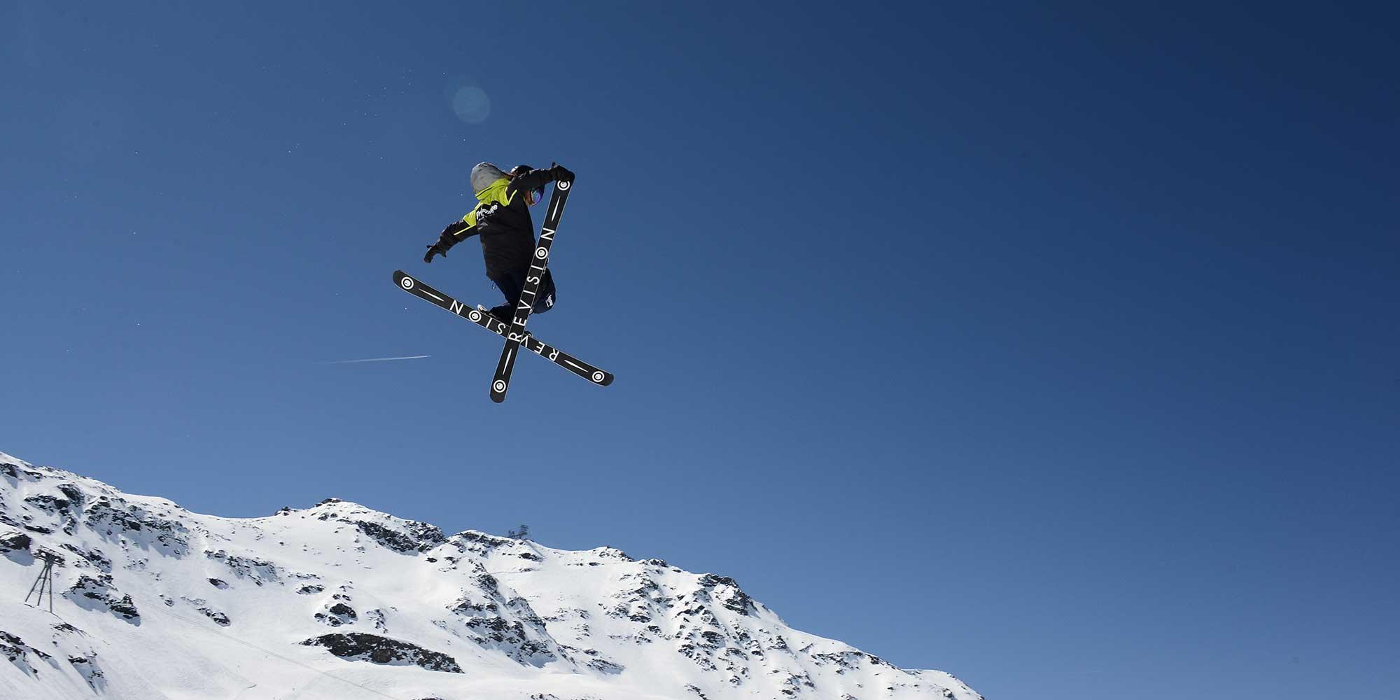 choisir ses skis freestyle - les conseils de Prosneige