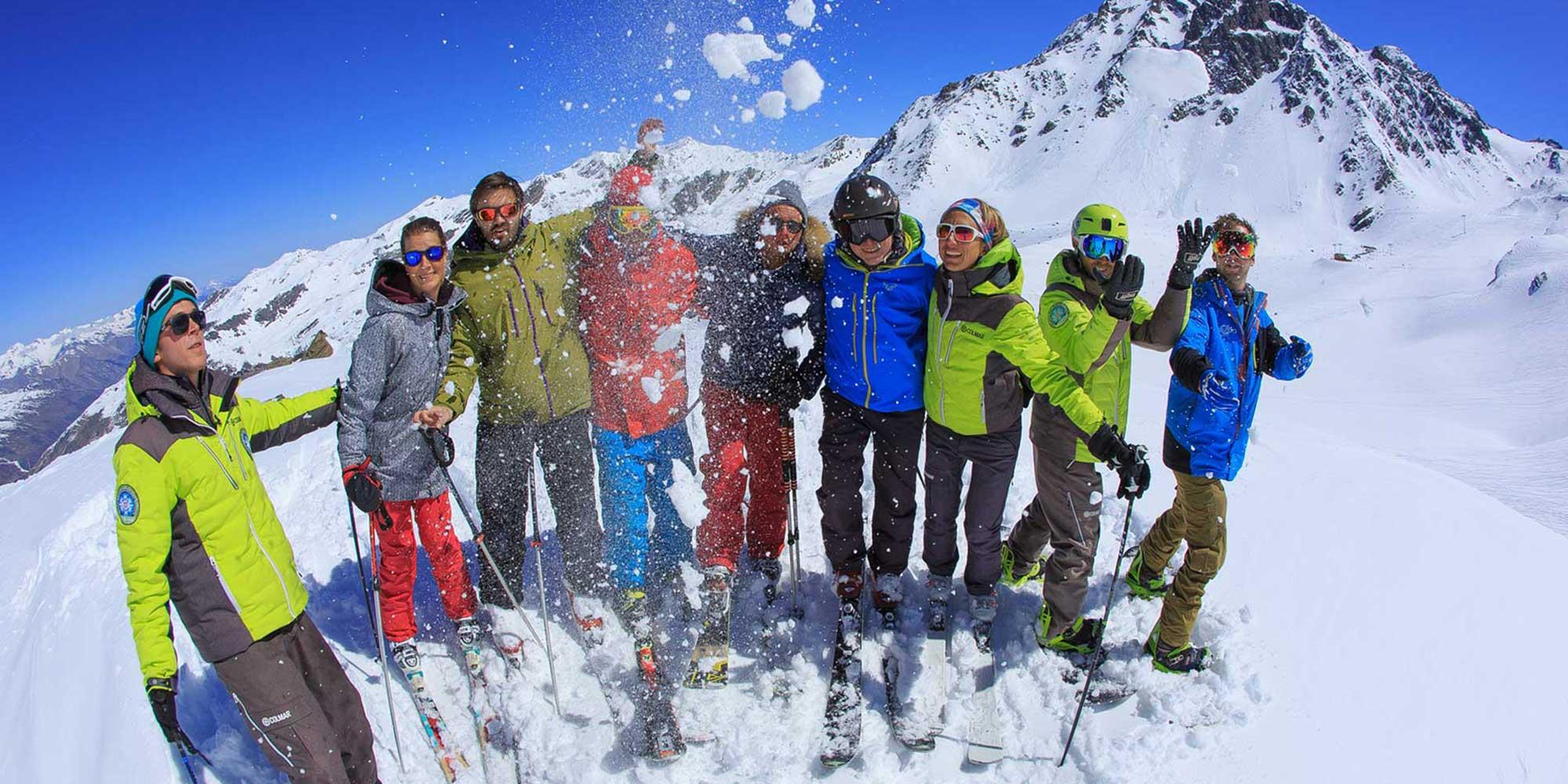 Cours de ski pour adultes avec Prosneige