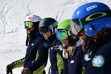 Formation monitorat ski alpin