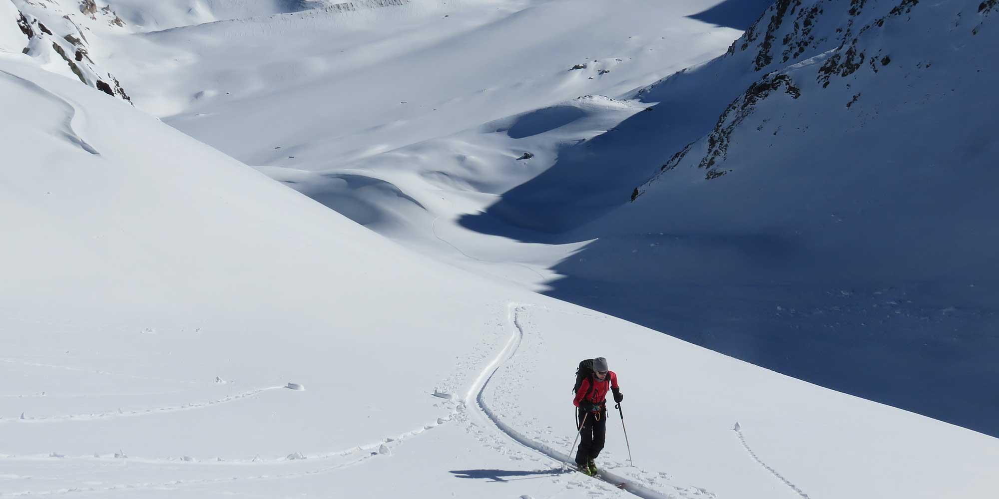 Galerie photos prosneige ski de randonnée
