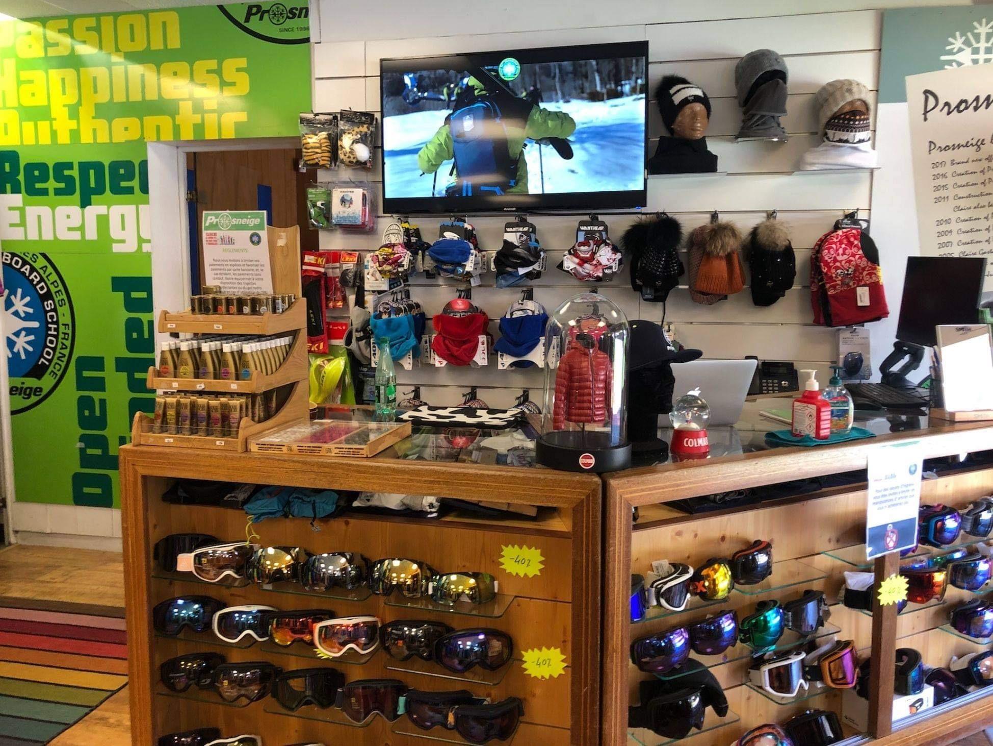 Prosneige Albertville Shop